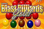 BLAST BILLIARDS GOLD