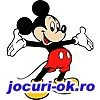 ocuri de colorat Mickey Mouse