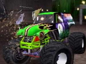 Monster Jam Mega